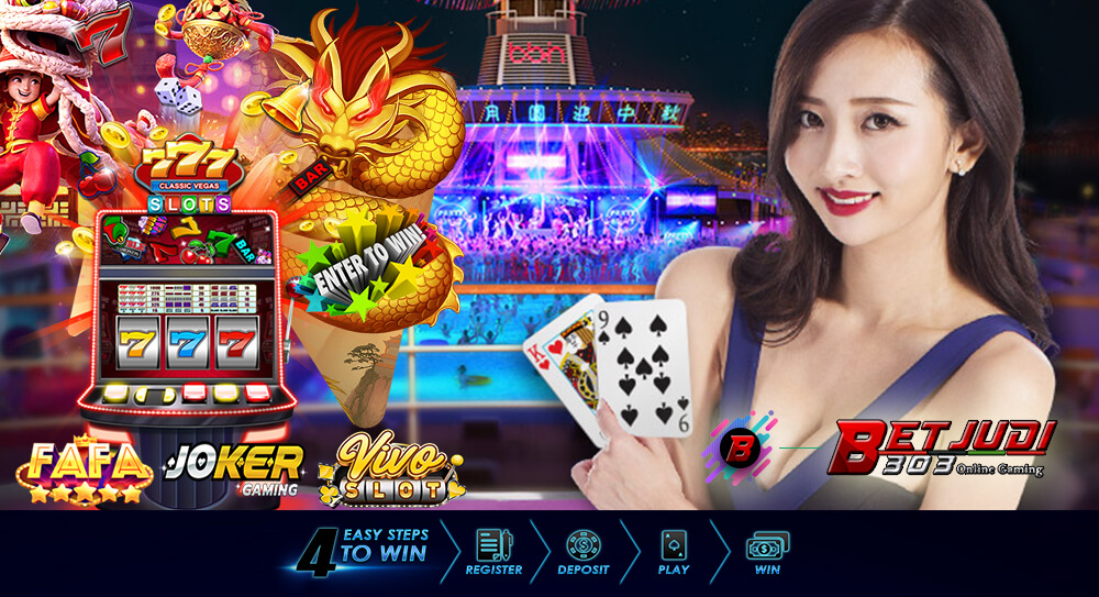 Slot Dolphin Treasure Dari Joker Gaming Terbaru