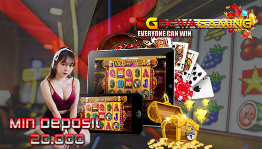 Game Slot Joker123 Termurah 20 Ribu